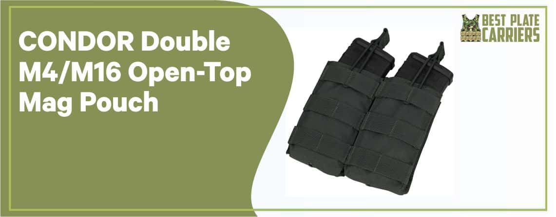 CONDOR Double M4 M16 Mag Pouch Carriers