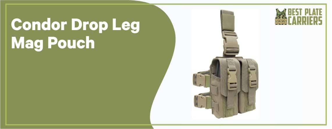 Condor Drop Leg Mag Pouch
