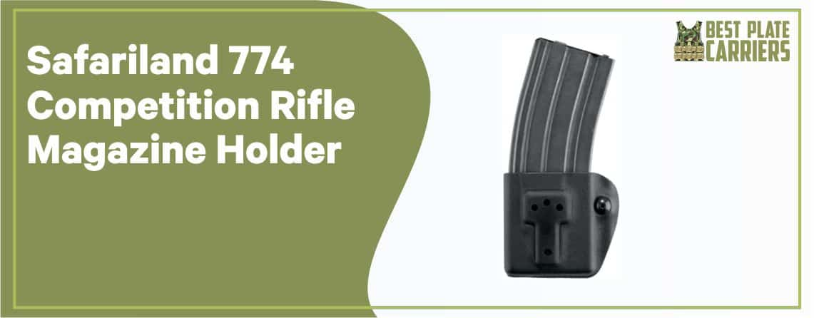 Safariland 774 Competition Rifle Magazine Holder