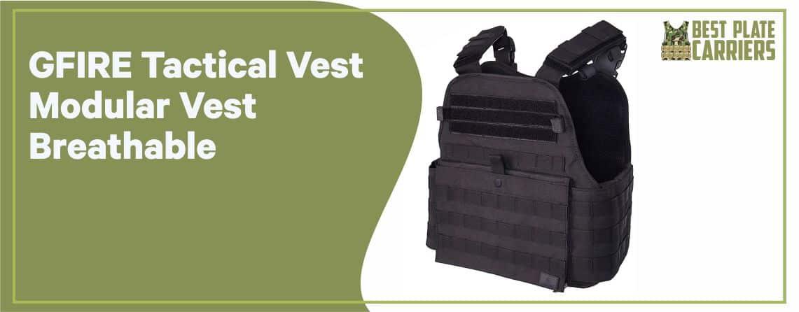 GFIRE Tactical Vest - Best Training Vest