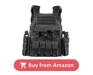 vAv YAKEDA Tactical - CS Adjustable Vest product image