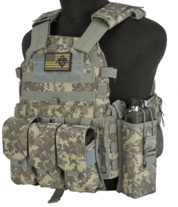 Evike – Avengers Airsoft Tactical Vest for big guys