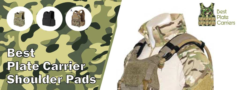best plate carrier shoulder pads