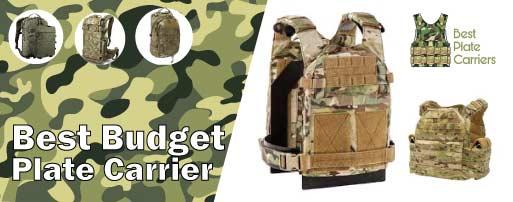 best budget plate carrier