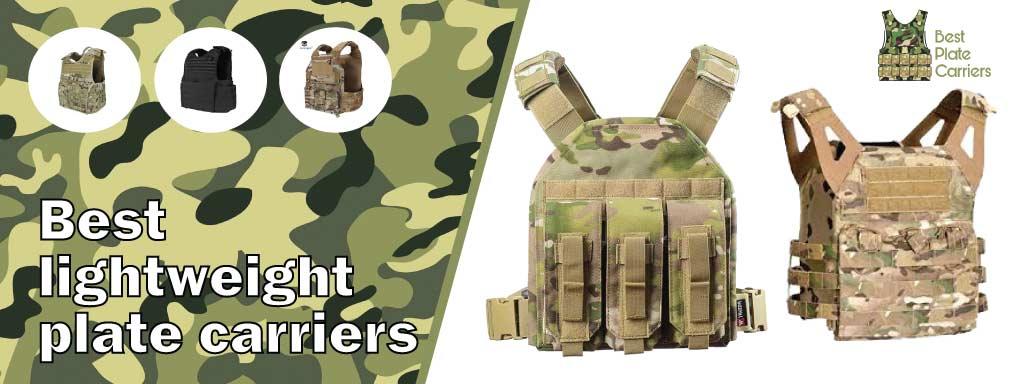 Best lightweight plate carriers