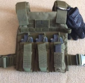 condor plate carrier
