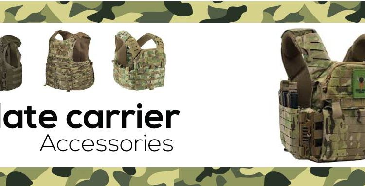 plate carrier Accessories