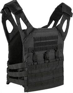 Black BYHai Tactical Vest