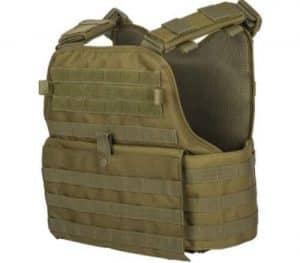 Brown GFIRE Tactical Vest
