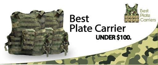 best plate carrier under 100 dollars
