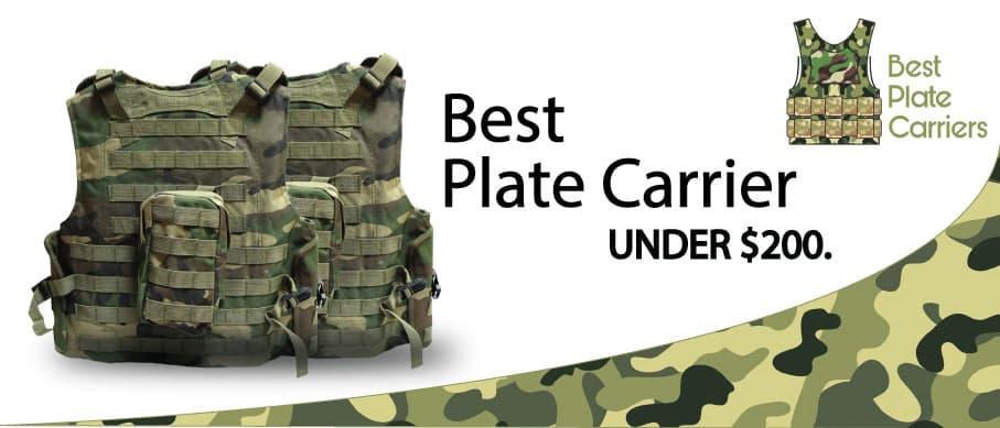 best plate carrier under 200 dollars