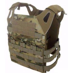 DLP Tactical Phantom Low Profile MOLLE Vest