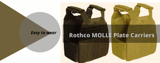 Rothco MOLLE Plate Carriers R